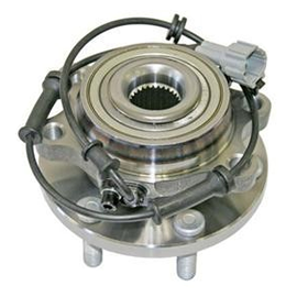 Nissan Navara Wheel Bearings