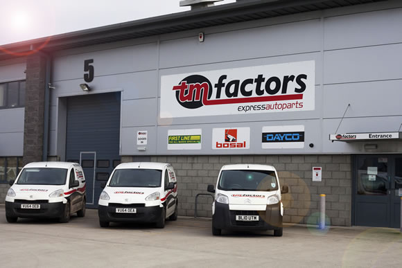 TM Factors Hereford HQ
